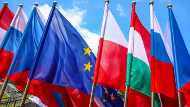 visegrádi négyek lengyelország csehország babis