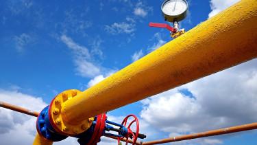 Visszaesett az orosz gázszállítás a szokatlanul enyhe idő miatt