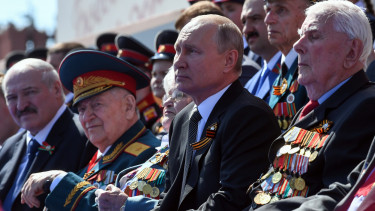 vlagyimir putyin nem avatkozunk be katonailag feheroroszorszag
