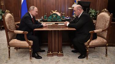 vlagyimir putyin orosz elnok