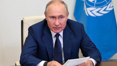 vlagyimir putyin oroszország