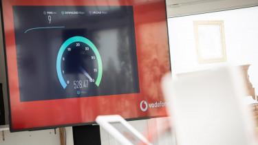 vodafone sebesség internet
