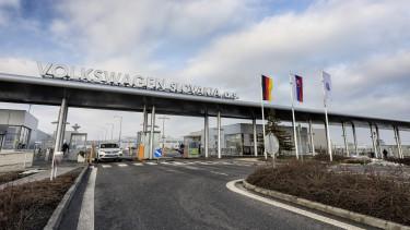 Volkswagen Slovakia gyar