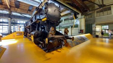 vonat, közlekedési múzeum,