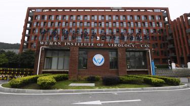 vuhan virológiai intézet kína