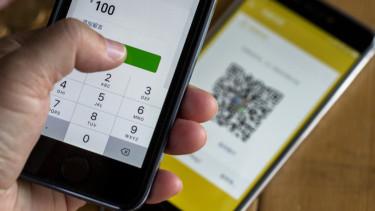 wechat pay mobilfizetés kína
