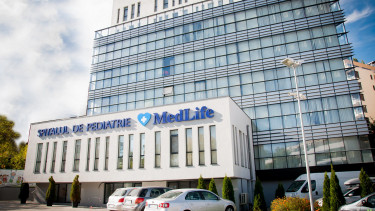 What is Romania's No.1 private medical firm up to after Hungarian takeover?