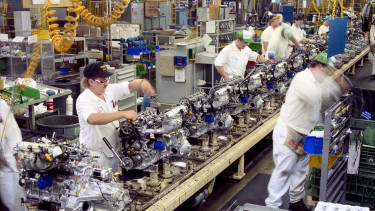 worker dolgozó gyár ipar