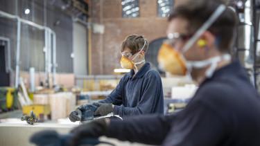 worker dolgozó maszk koronavírus