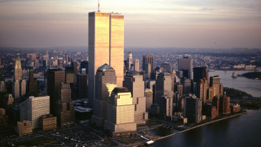 world trade center new york terrortámadás forrás getty stock