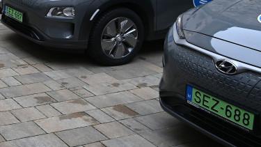 zöld rendszám elektromos autó támogatás