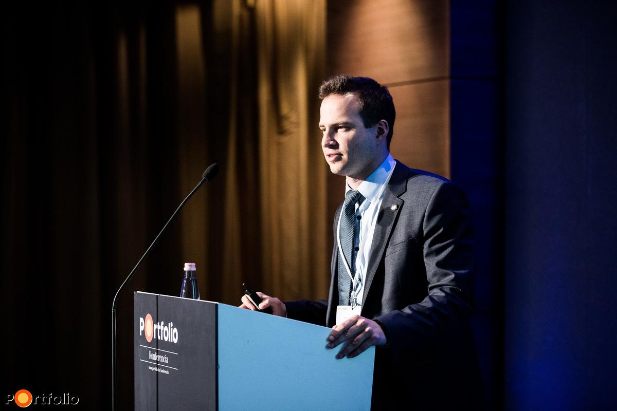 Gabler Gergely, igazgató (Magyar Nemzeti Bank, Prudenciális modellezési és IT felügyeleti igazgatóság): Az MNB aktívan támogatja a Fintech innovációkat