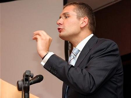 Kóka János, gazdasági miniszter
