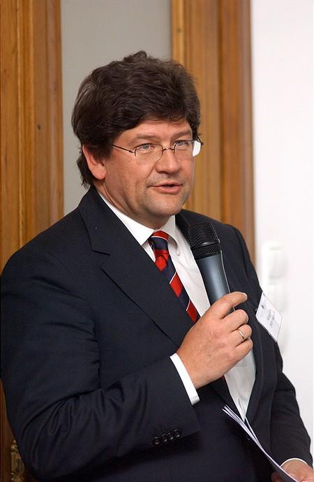 Stefan Zapotocky, a Wiener Börse elnöke a régiós együttműködés lehetőségeiről