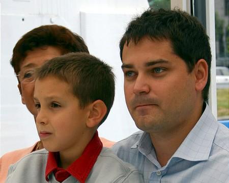 Csányi Ádám és Csányi Attila.