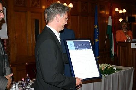 Thomas Faustmann, az Audi Hungaria Motor Kft. ügyvezetésének elnöke