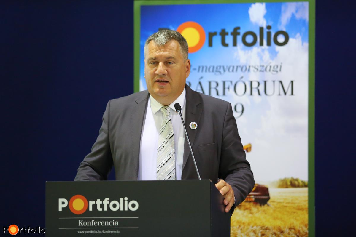 Kiss Attila (polgármester, Hajdúböszörmény város): A Hajdúsági Expó ünnepélyes megnyitója és díjátadója