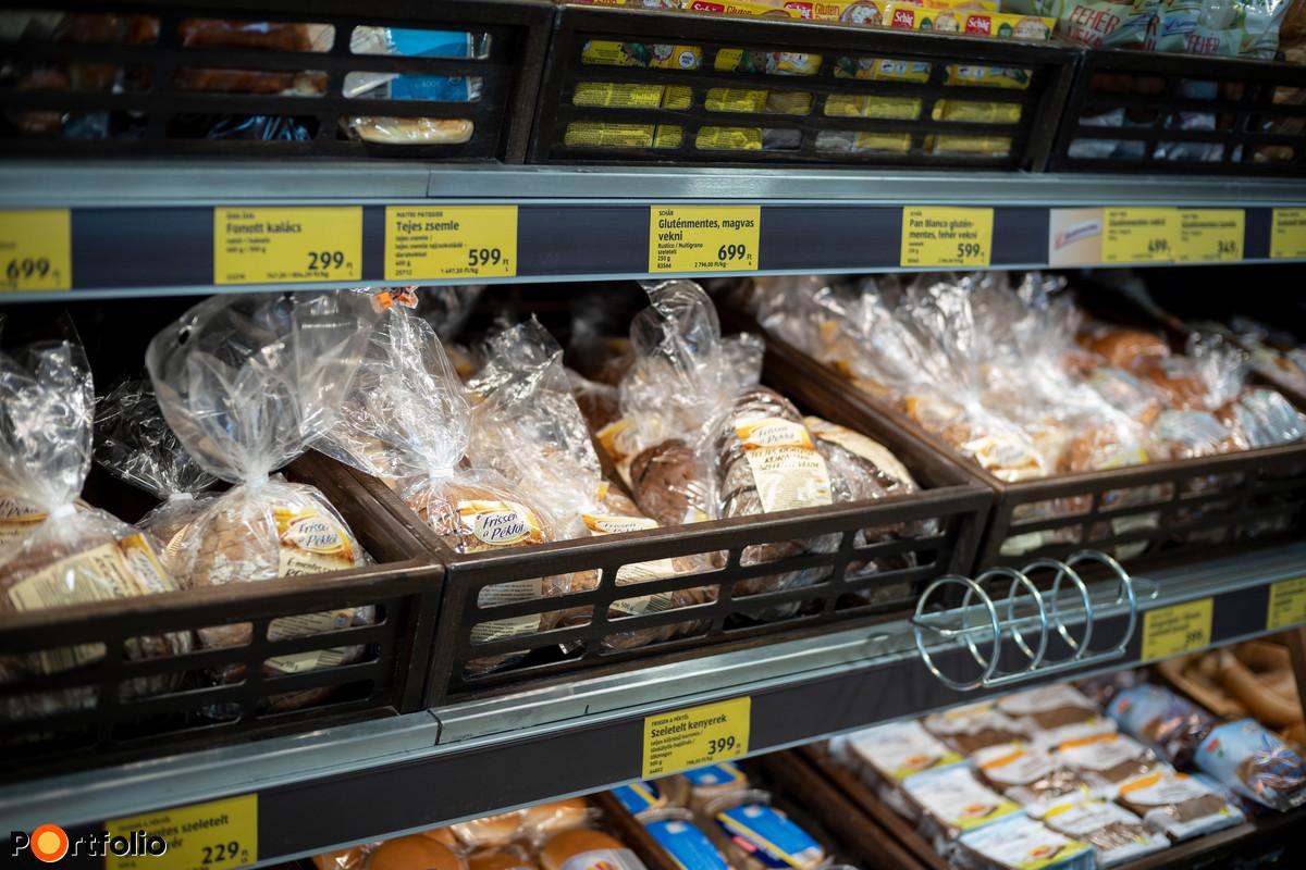 Logisztika szempontjából sem egyszerű egy áruházláncnál egy ilyen egységes kínálat kialakítása.