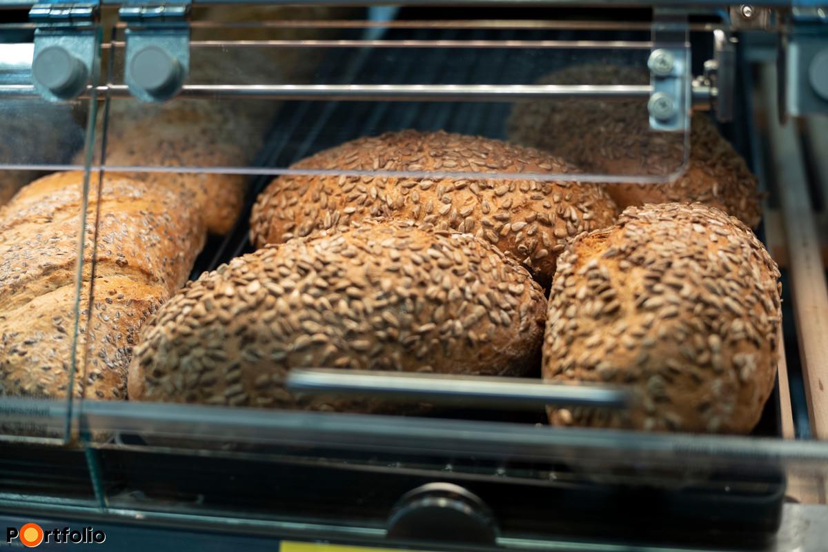 A vásárlók 34 különböző kenyérféléből választhatnak.