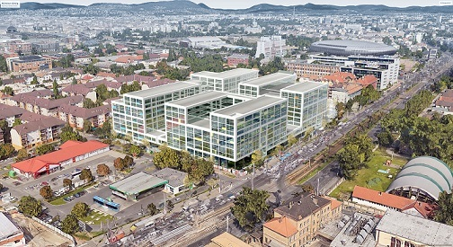 Aréna Business Campus (ATENOR)