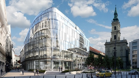 Szervita Square Building (Horizon Development)