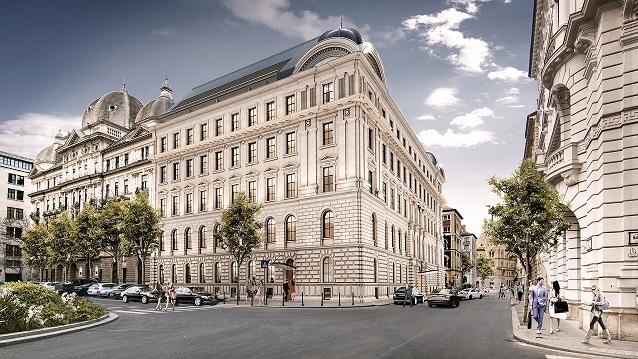 Luxury Lifestyle Hotel Hold utca(Horizon Development)