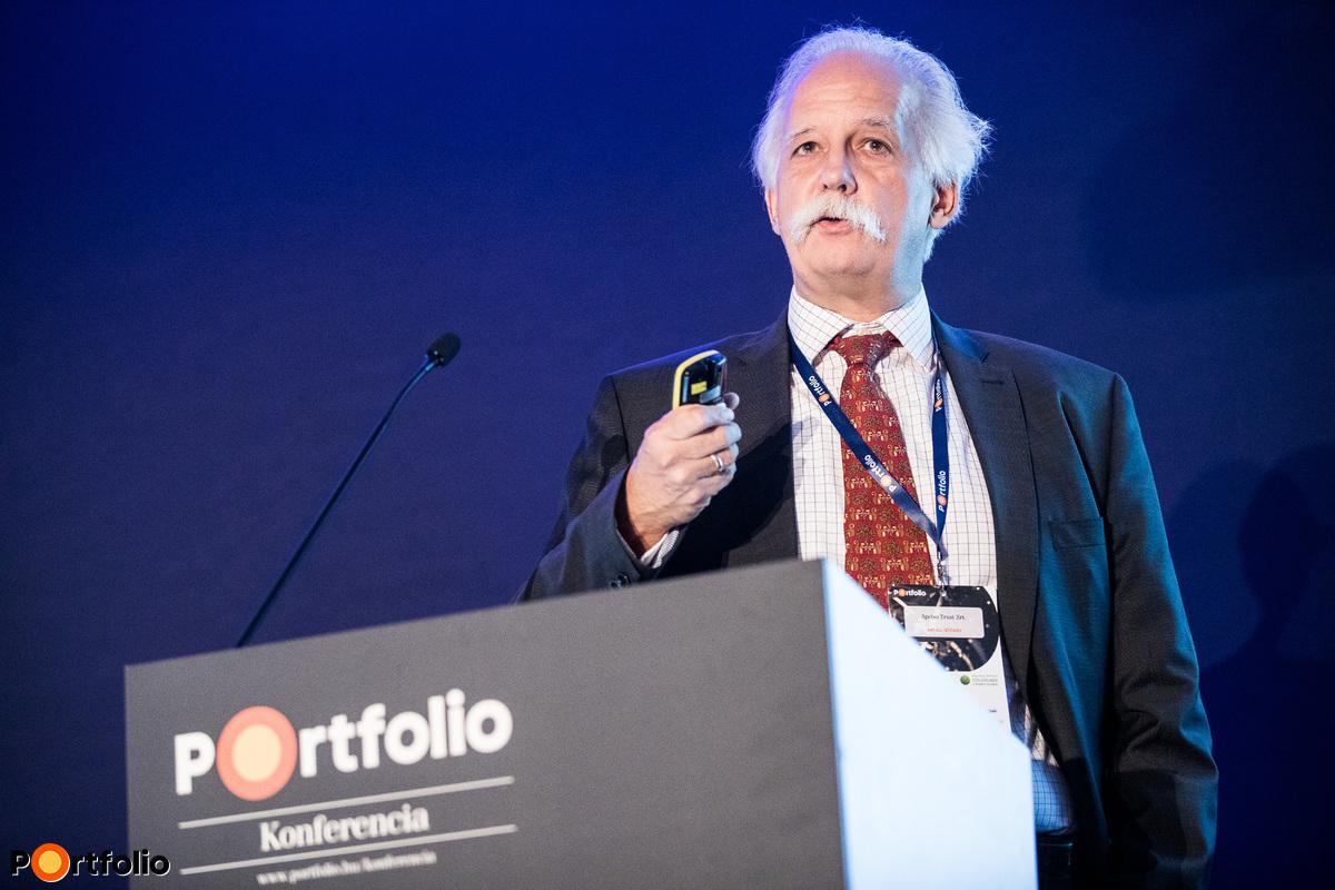 Antall György (igazgatósági tag, Apelso Trust): Bizalmi vagyonkezelés Magyarországon