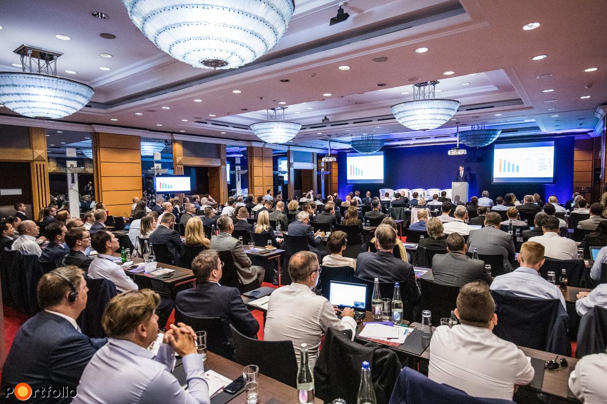 Közel 190 fő részvételével megrendezésre került a Business and Finance Summit 2019 konferencia!