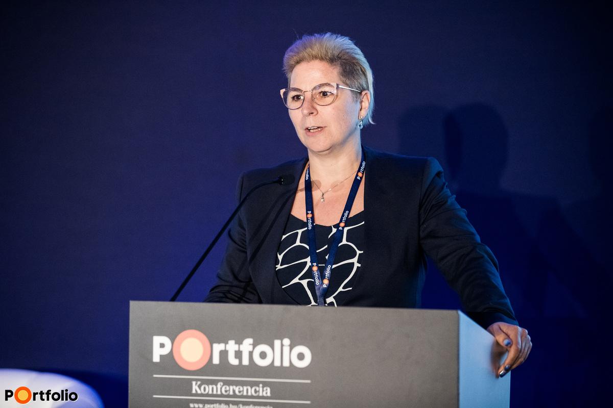Dr. Csorbai Hajnalka (stratégiai igazgató, Opten Kft.): A stabilitás alapja a folytonos változás - a külső gazdasági folyamatok és a cégéletciklusok hatása a kockázatkezelésre