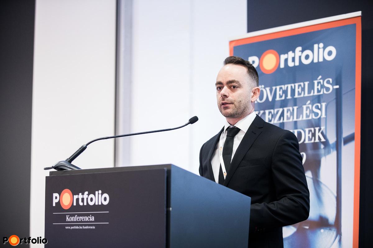 Kraszna Tamás (osztályvezető, Fedezetlen követeléskezelési osztály, EOS Magyarország): EOS Európai Fizetési szokások 2019 tanulmány