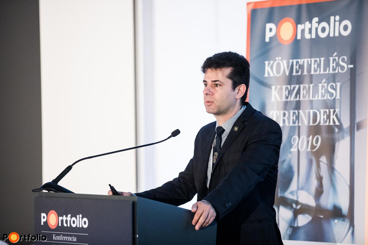 Freisleben Vilmos (igazgató, Fogyasztóvédelmi Igazgatóság, Magyar Nemzeti Bank): Fogyasztóbarát követeléskezelés, az MNB 2019-es ajánlása