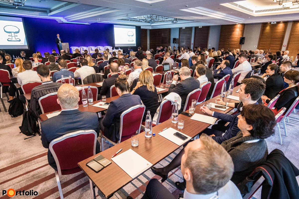 Több, mint 200 fő részvételével került megrendezésre a Portfolio Öngondoskodás 2019