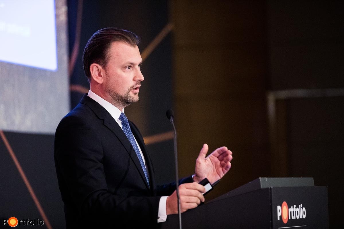 Ascsillán Endre, alelnök, GE Magyaország