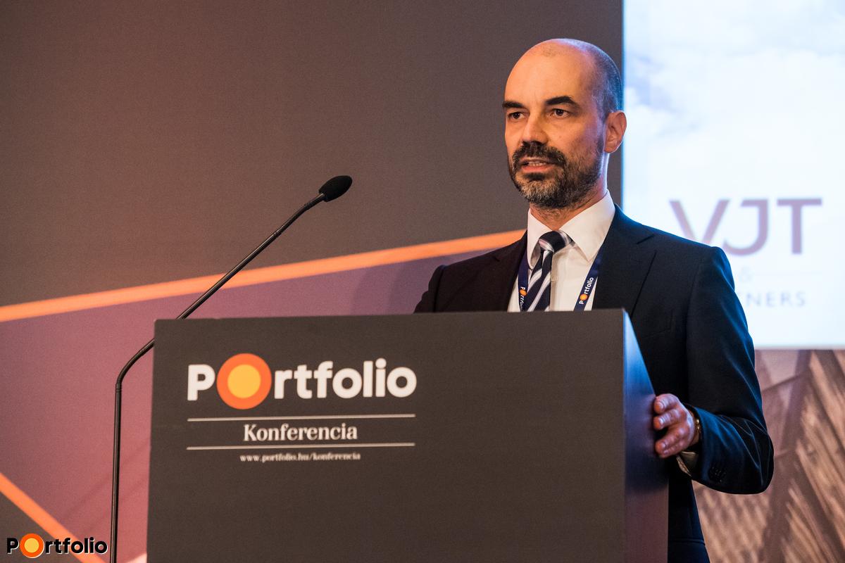 Lovretity András, M&A vezető partner, VJT & Partners Ügyvédi Iroda