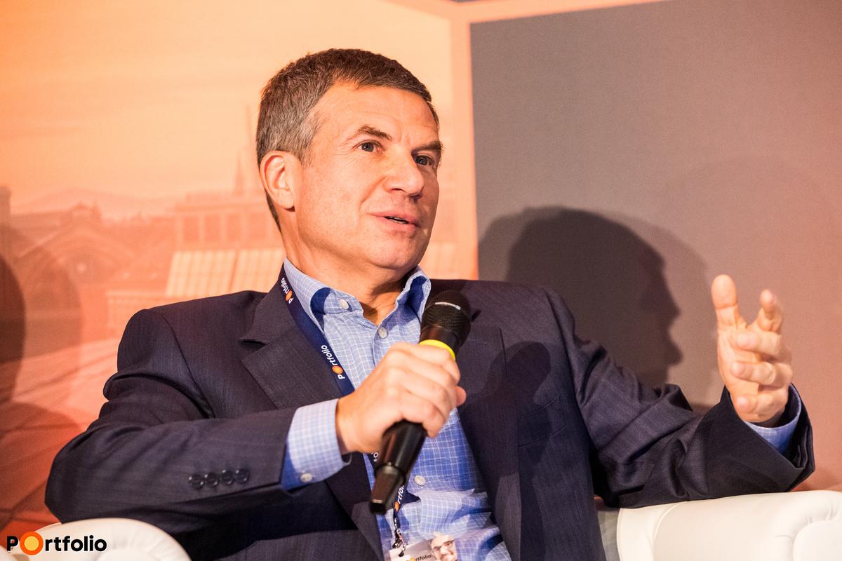 Siklósi Zoltán, ügyvezető igazgató, alapító, Invescom