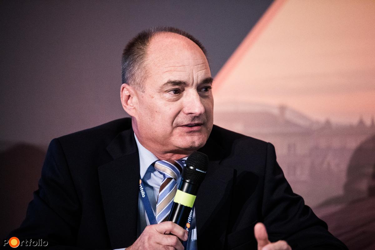 Nyemecz Zoltán, ügyvezető, Mobilbox