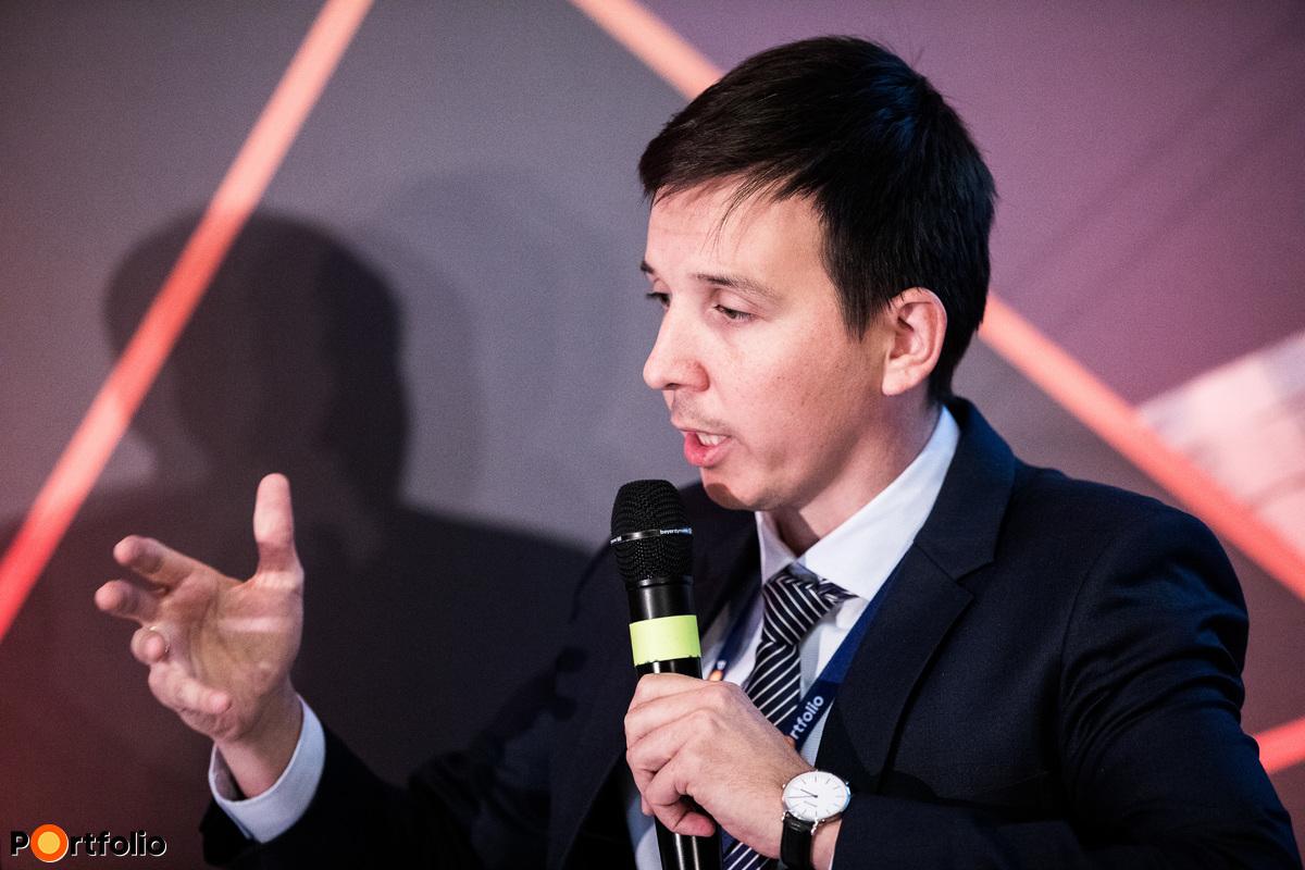 Csiki Gergely, lapigazgató, Portfolio