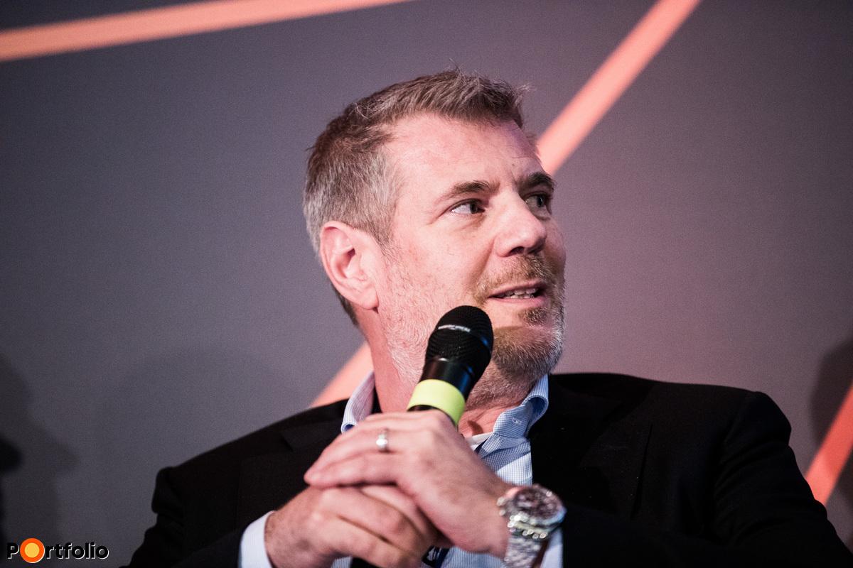 Guy Dymschiz, társ-vezérigazgató, Duna House