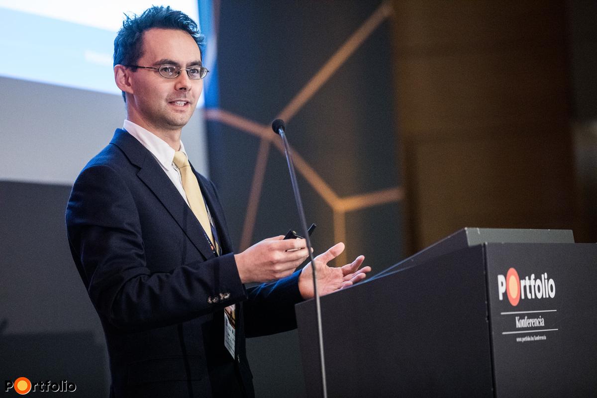 Yoel Sano (Head of Global Political and Security Risk, Fitch Solutions): A geopolitikai átrendeződés hatása Európára és a CEE-régióra