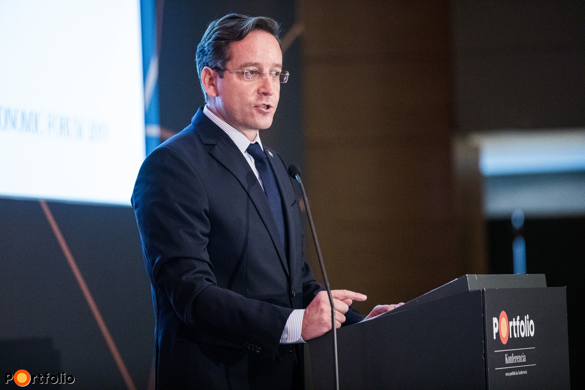 Rákossy Balázs (államtitkár, Pénzügyminisztérium): A magyar gazdaságpolitika tervei a következő évekre