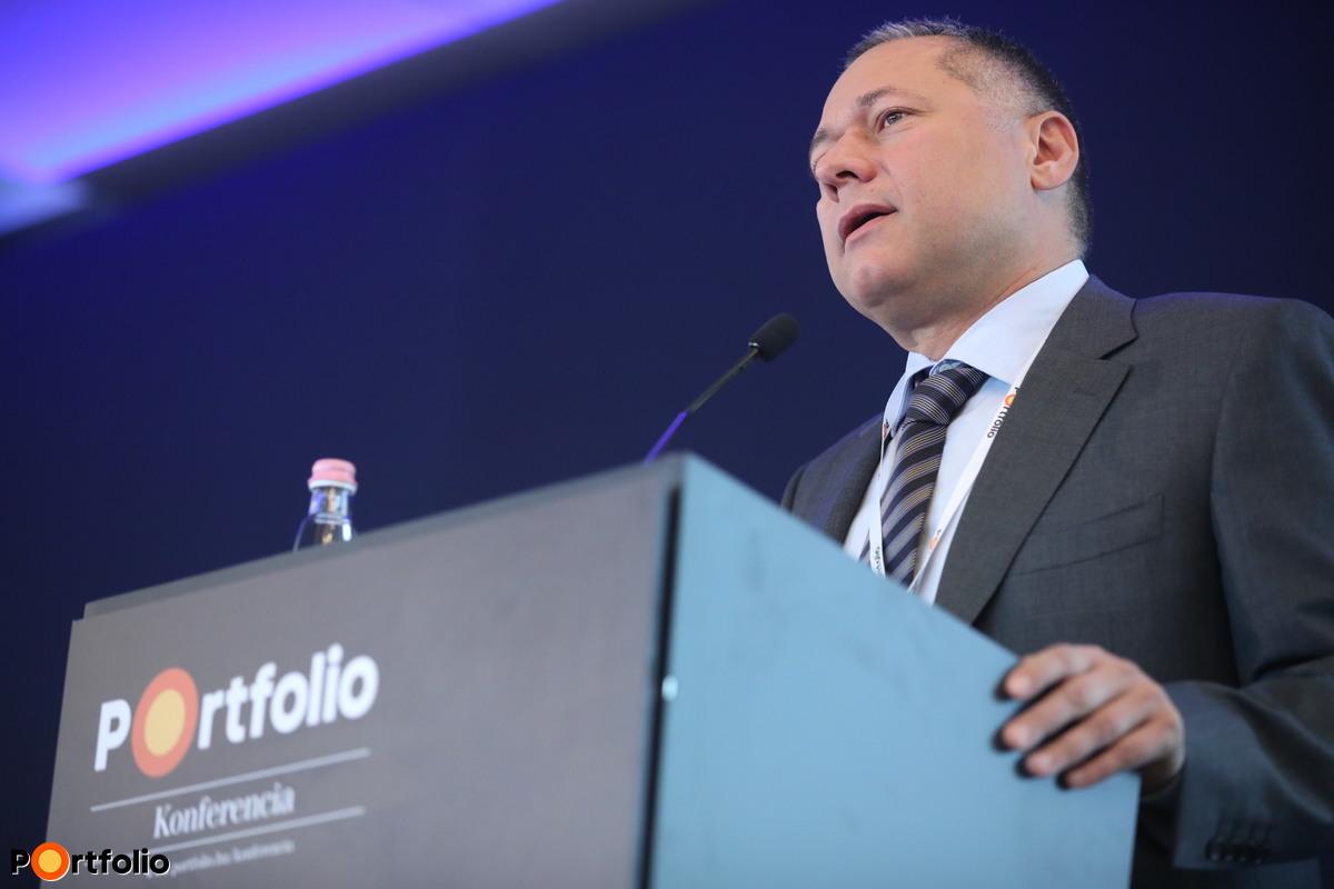Mihai Marcu, elnök és CEO, MedLife