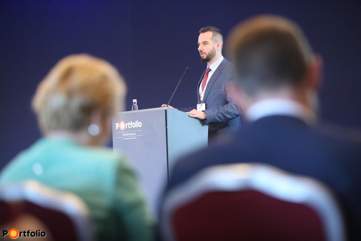 Orbán Zsombor Dr., vezető ügyvéd, az Andrékó Kinstellar Ügyvédi Iroda TMT csoportjának vezetője