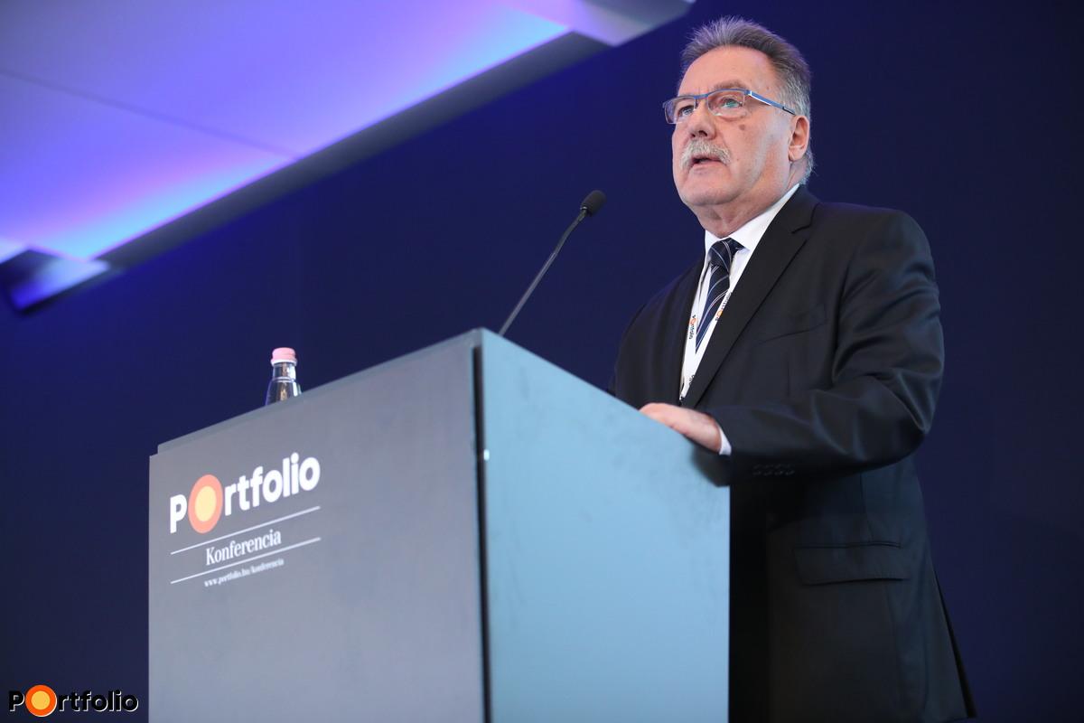 Studniczky Ferenc, ügyvezető igazgató, alapító, OTP Egészségpénztár