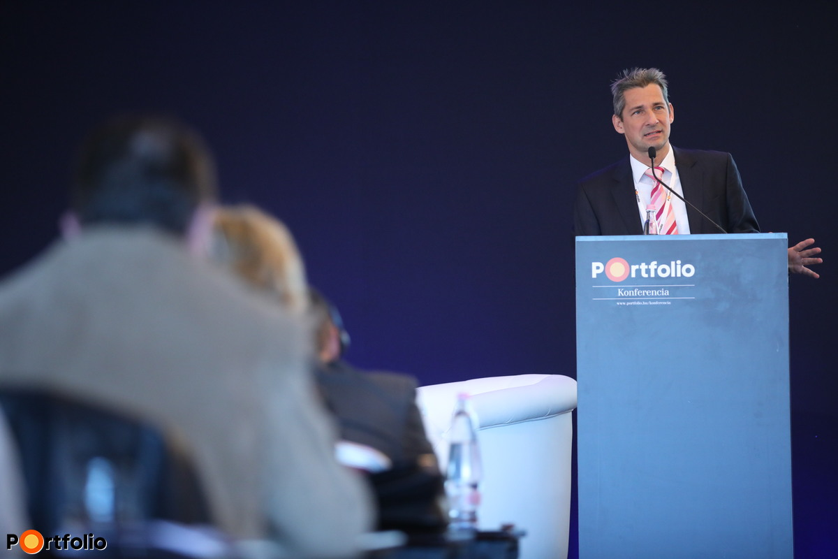 Végh Attila, Former CEO, Chairman, Capio and Penta Hospitals International