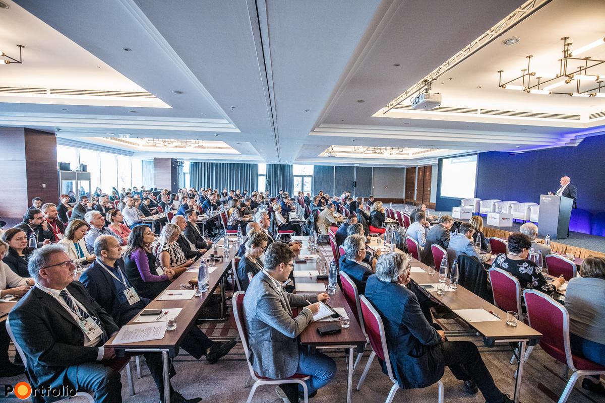 Több mint 300 résztvevővel került megrendezésre a Portfolio Private Health Forum 2019 konferencia a Marriott Hotelben