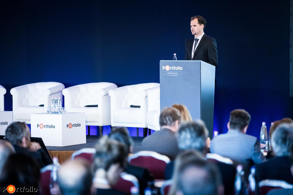 Dr. Vereckei Péter (a Pfizer magyarországi ügyvezető igazgatója, az AIPM elnöke): Drága egészségügy - Hogyan finanszírozzuk a legmodernebb terápiákat