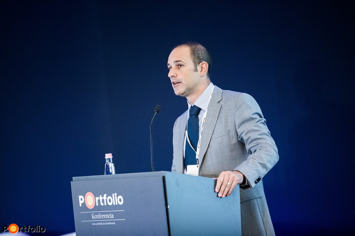 Yaron Savoray (Director of McKinsey Center for Government Europe, McKinsey & Company, Inc. Israel): Sikeres egészségügyi finanszírozási modellek - Izrael példája