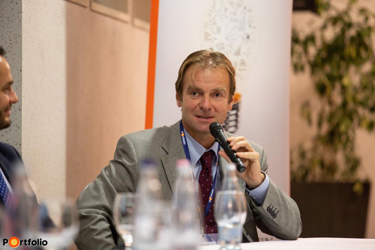 Rendek Zoltán - Befektetési menedzser, MFB Invest
