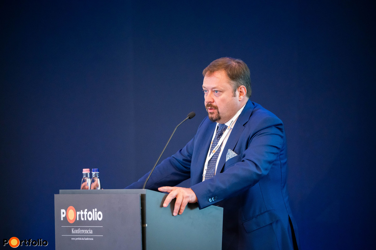 Franck Neel (Executive Board Member responsible for Downstream Gas, OMV Petrom): Diversification of gas supply in SEE