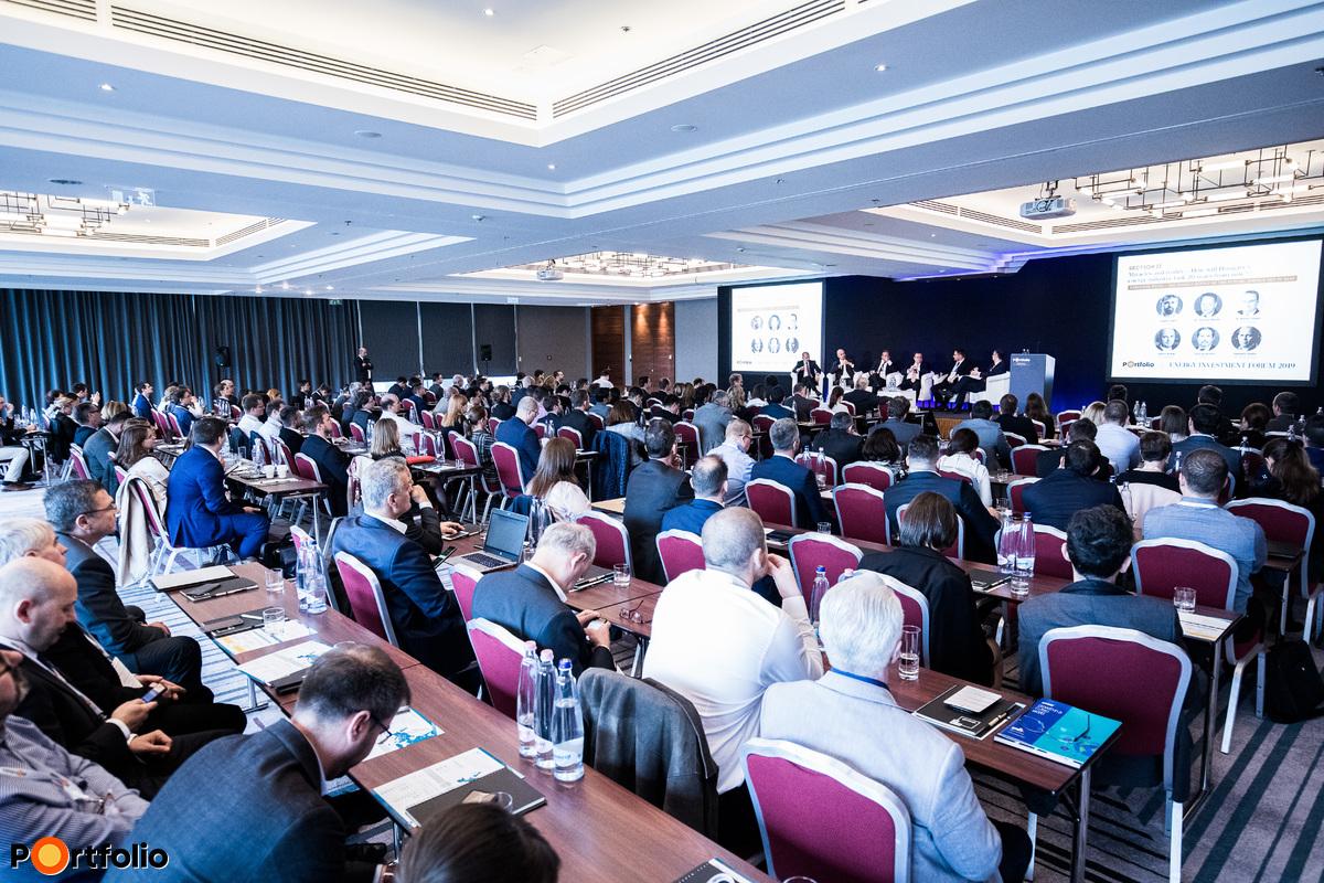 Több mint 200 résztvevővel került megrendezésre a Energy Investment Forum 2019 konferencia a Marriott Hotelben